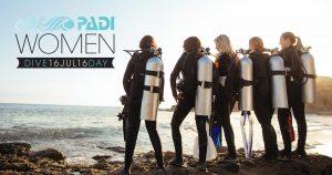 PADI Women Beach image
